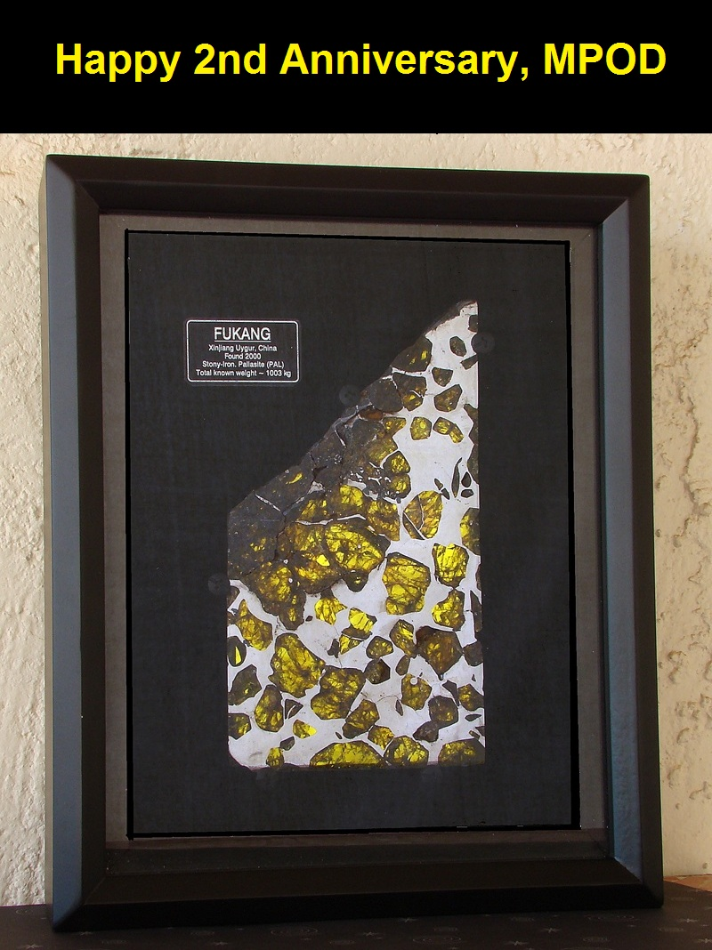 Meteorite of the Month