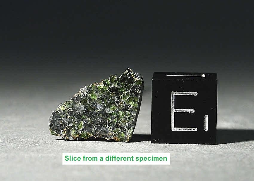 NWA 7325 Achondrite Meteorite