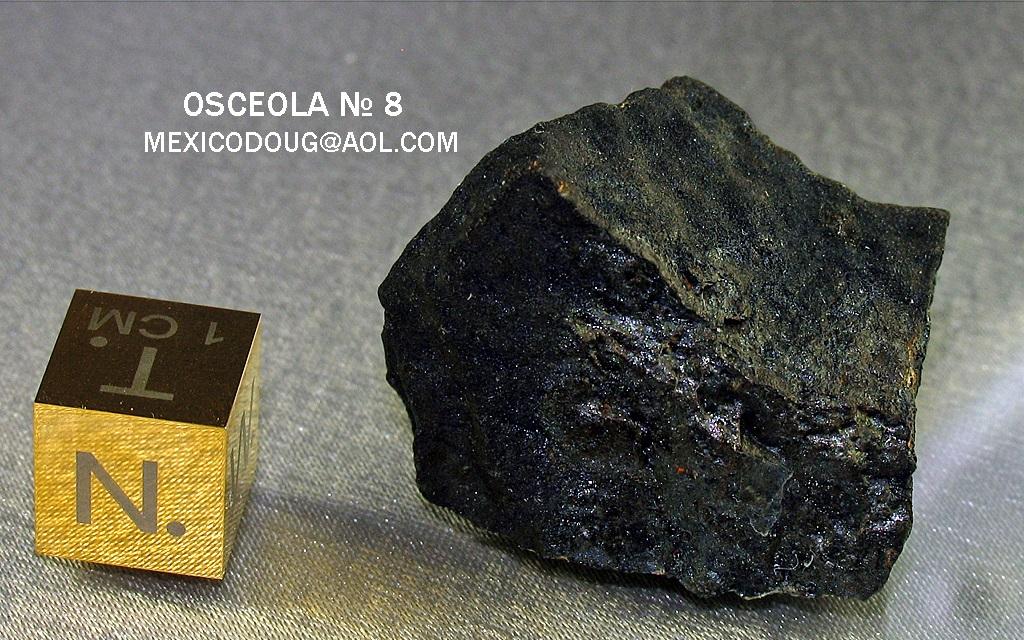 Osceola Meteorite