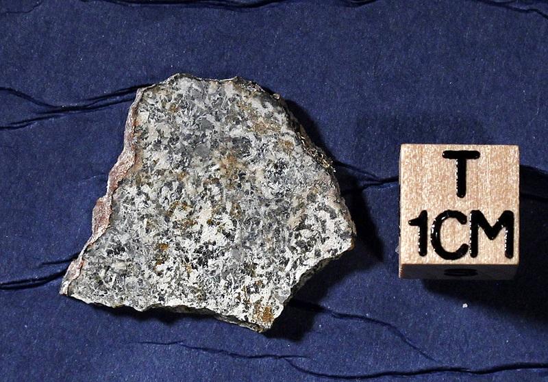 Millbillillie Meteorite Slice
